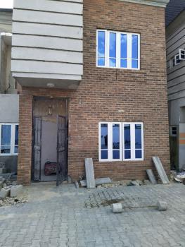 New Terraced Luxury 4 Bedroom Duplex, Peninsula Gardens Estate, Sangotedo, Ajah, Lagos, Terraced Duplex for Rent