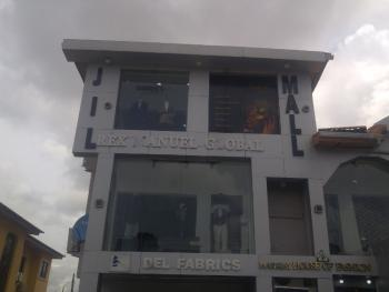 Strategically Located Shop Space Measuring 27 Square Meters, Lekki Phase 1, Lekki, Lagos, Shop for Rent