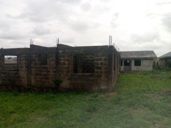 Full Plot of Land with 3 Self Contained Rooms Behind, Ayobo, Alimosho, Lagos, Mixed-use Land for Sale