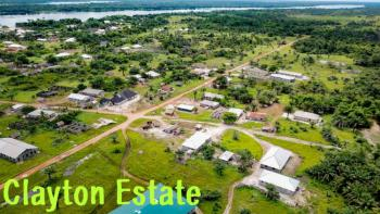 Completely Secured and Affordable Land with One Plot Free, Ode-omi, Free Trade Zone, Clayton Estate, Okun Imedu, Ibeju Lekki, Lagos, Commercial Land for Sale