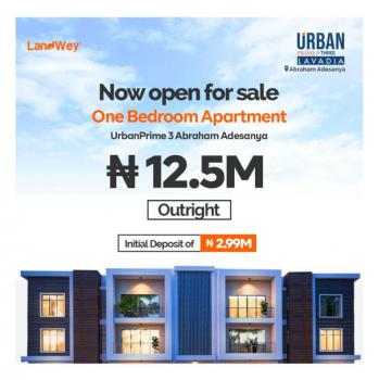 Fully Finished Well Ventilated and Spacious Apartments Luxury Finished, Off Abraham Adesanya, Urban Prime 2 Estate, Ogombo, Ajah, Lagos, Block of Flats for Sale
