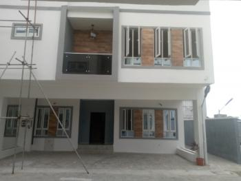 4 Bedroom Terraced Duplex with Governors Consent, Ajiran, Osapa, Lekki, Lagos, Terraced Duplex for Sale