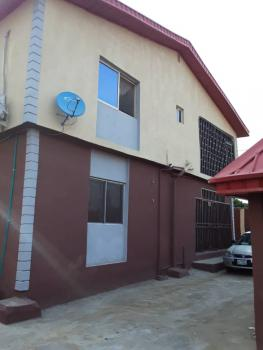 House Consist of Four Numbers of Three Bedroom Flat, Bunmitola Street, Isolo, Lagos, Block of Flats for Sale