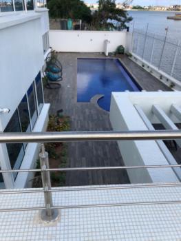 Waterfront Luxury 3 Bedroom Flat, Banana Island, Ikoyi, Lagos, Flat for Rent
