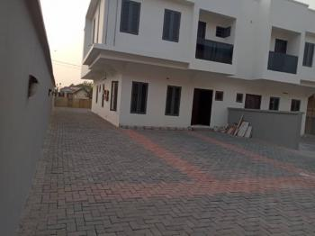 4 Bedroom Semi Detached Duplex with a Bq, Diamond Estate, Monastery Road By Shoprite, Sangotedo, Ajah, Lagos, Semi-detached Duplex for Sale