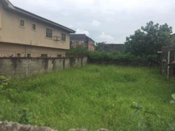 Half Plot of Land (fenced) with Gazette, Thomas Estate, Ajah, Lagos, Residential Land for Sale
