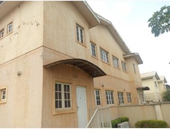 Solidly Finished with Large Compound, Sunnyvale Estate, Dakwo, Abuja, Semi-detached Duplex for Sale