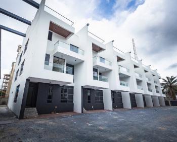 Luxury 5 Bedroom Terraces with a Bq, Victoria Island (vi), Lagos, Terraced Duplex for Sale