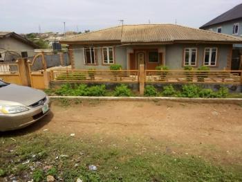 Solid Decent 2 Bedroom Bungalow Plus 2 Nos of Mini Flat, Off Ile Epo Bus-stop, Abule Egba, Agege, Lagos, Detached Bungalow for Sale