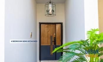 3 Bedroom Terrance, Urban Prime Two Estate, Lavadia, Lekki, Lagos, House for Sale