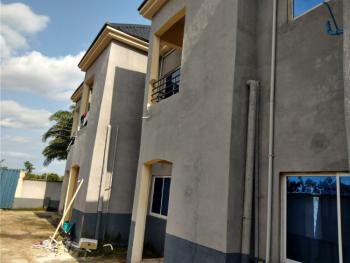 Luxurious and Massive Building of 14 Apartments with 5 Bedrooms Duplex, Akwakuma/ Ohi Axis, Owerri, Imo, Terraced Duplex for Sale