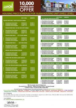 Vidcon Series, 15 Minutes Drive to Dangote Refinery, Eleko, Ibeju Lekki, Lagos, Detached Duplex for Sale