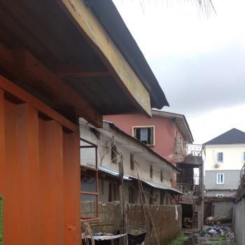 6 Blocks of 3 Bedroom Flat with Big Compound and C of O, Ebute Metta East, Yaba, Lagos, Block of Flats for Sale