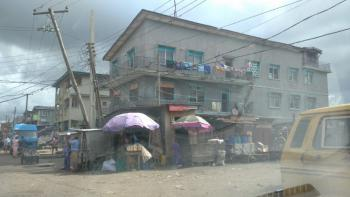 6 Blocks of 3 Bedroom Flat, Ebute Meta Area of Lagos State, Ebute Metta East, Yaba, Lagos, Block of Flats for Sale