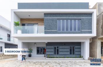 Exotically En-suite 3 Bedroom Semi Detached Duplex with Best Facilitie, Lavadia Estate ( Urban Prime 2), Abraham Adesanya, Lekki Phase 2, Lekki, Lagos, Semi-detached Duplex for Sale