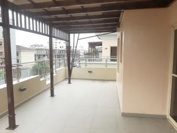 3 Bedroom Pent House Apartment, Palace Road, Oniru, Victoria Island (vi), Lagos, Flat for Rent