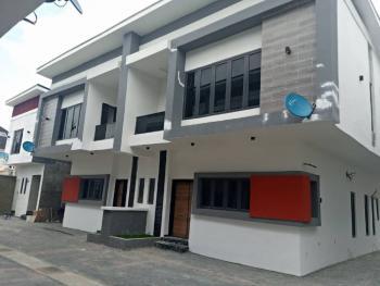 Cheapest Spacious 4 Bedroom Semi Detached Duplex with Bq., Ikota Villa Estate, Ikota, Lekki, Lagos, Semi-detached Duplex for Sale