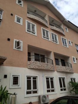 3 Bedroom Massionette, Adebisi, Alagomeji, Yaba, Lagos, Semi-detached Duplex for Sale