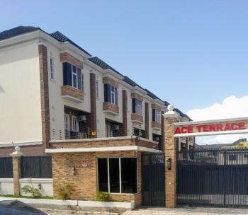 14 Units of Premium 4 Bedroom Terraced Houses in a Secure Location, Oniru, Victoria Island (vi), Lagos, Terraced Duplex for Sale
