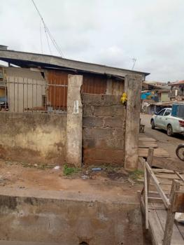 a Full Plot Along a Major Road, Haruna Steeet Ogba. Ideal for Business, Ogba, Ikeja, Lagos, Commercial Land for Sale