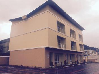 Serviced 4 Bedroom Terraced Duplex with Bq, Chevy View, Chevron, Ikota, Lekki, Lagos, Flat for Rent
