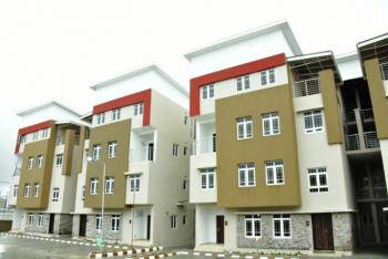 Extinguishly Finished & Furnished 4 Bedroom Maisonette + Bq, Courtland Lixury Villas, Jakande, Lekki, Lagos, Terraced Duplex for Rent