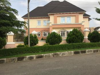 Brand New 6 Bedrooms Detached Mansion with 1 Bedroom Guests Chalets, Gwarimpa Estate, Gwarinpa, Abuja, Detached Duplex for Sale