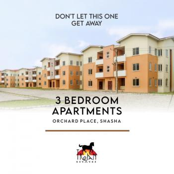 3 Bedroom Apartment, Orchard Place, Akowonjo, Alimosho, Lagos, Block of Flats for Sale