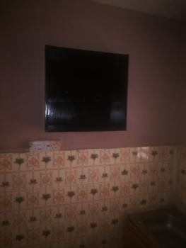 a Luxury Room and Parlour Self Contained with Modern Amenities, Shorinmade Street, Opposite Excellence Hotel, Ogba, Ikeja, Lagos, Mini Flat for Rent