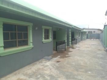 a Newly Built Luxury Room and Parlour, Alafia Estate, Oke-ira, Ogba, Ikeja, Lagos, Mini Flat for Rent
