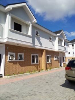 a Newly Built Luxury 4 Bedroom Duplex, Ilupeju Estate, Ilupeju, Lagos, Semi-detached Duplex for Sale