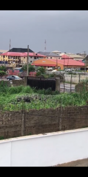 Commercial Cornerpiece 8plots of Land Along The Road, Oke Afa., Isolo, Lagos, Land for Sale