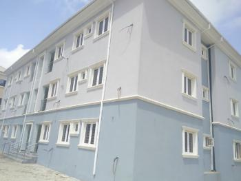 Top Notch New 3 Bedrooms Flat with Bq, Wuye, Abuja, Flat for Sale