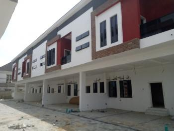Newly Built Property, Lafiaji, Lekki, Lagos, Terraced Duplex for Sale