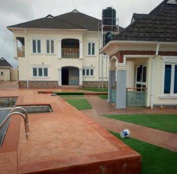 5 Bedroom Detached  Mansion Modern Duplex with 2 B/q, Eleyele, Ibadan, Oyo, Detached Duplex for Sale