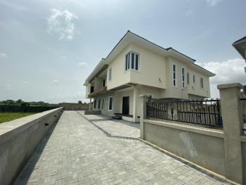 Duplex of 5 Bedrooms and Bq, Cardinal Olubunmi Okojie Road,shoprite Road, Sangotedo, Ajah, Lagos, Semi-detached Duplex for Sale