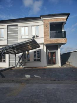Luxurious 4 Bedroom in a Serviced Estate, Off Dr Kennedy Road, Jakande, Lekki, Lagos, Semi-detached Duplex for Sale