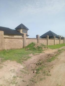 6 Bedroom Mega Bungalow, Ids in Eleekara, Very Close to Federal College of Education, Oyo West, Oyo, Detached Bungalow for Sale