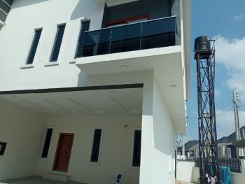 4 Bedroom Terrace with Bq, Villa Estate, Ikota, Lekki, Lagos, Terraced Duplex for Sale