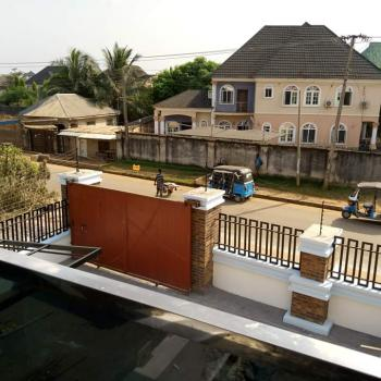 Newly Built 5 Bedroom Duplex, Directly on The Tarred Road By Back of Nta Asaba, Oshimili South, Delta, Detached Duplex for Sale