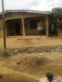 Property on Half Plot of Land with Good Title R of O Registered, Iju Station Agege, Ifako-ijaiye, Lagos, Detached Bungalow for Sale