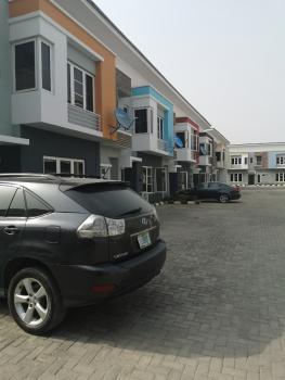 Beautifully Finished 4 Bedroom Terrace., Jenesis Colony, Abraham Adesanya, Sangotedo, Ajah, Lagos, Terraced Duplex for Rent