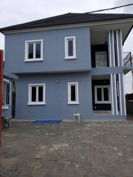 Brand New Luxury 5 Bedroom Fully Detached House with Servants Quarters, Opposite Site, Buena Vista Estate, Ochid Hotel Road., Lafiaji, Lekki, Lagos, Detached Duplex for Sale