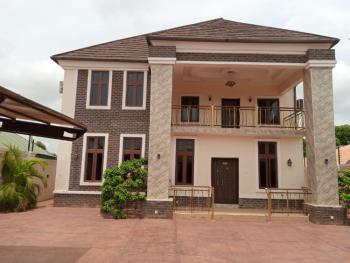 Brand New 5 Bedroom Detached Duplex, Eagles Square Road, Off Okpanam Road, Asaba, Delta, Detached Duplex for Sale