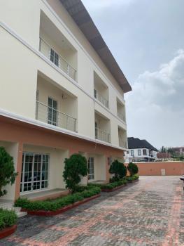 Luxury 4 Bedroom Duplex with Big Bq, Chevy View Estate Chevron, Lekki, Lagos, Terraced Duplex for Rent