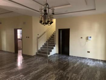 Super Luxury 5 Bedroom Fully Detached Duplex with Bq. Self Compound, Chevy View Estate, Chevron, Lekki, Lagos, Detached Duplex for Rent