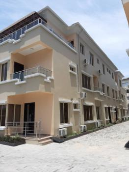 Massive and Exquisitely Finished 3 Bedroom Penthouse with a Room Bq, Oniru, Victoria Island (vi), Lagos, House for Rent