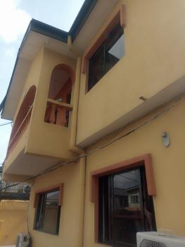 Lovely 3 Bedroom Flat for Office Use, Off Adelabu Street, Adelabu, Surulere, Lagos, Office Space for Rent
