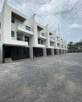 a Brand New 4 Bedroom Luxurious Terrace Duplex with Bq, Oniru, Victoria Island (vi), Lagos, Terraced Duplex for Rent