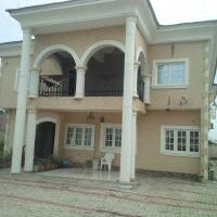 Massively Built Well Finished 6 Bedroom Detached Duplex All Rooms Ensuite On 700sqms In Greenville Estate,badore,ajah,lekki,lagos., Badore, Ajah, Lagos, 6 bedroom, 7 toilets, 6 baths Detached Duplex for Sale